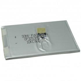 Baterai Li Polymer Sony Fukushima 1600mAh - UP325385 A4H (ORIGINAL) - Silver