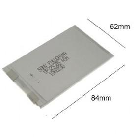 Baterai Li Polymer Sony Fukushima 1600mAh - UP325385 A4H (ORIGINAL) - Silver - 4