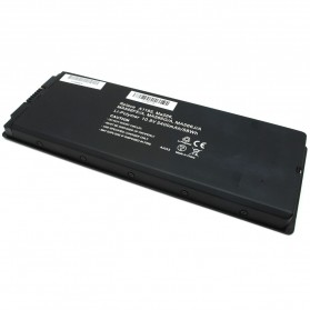 Baterai Apple MacBook 13 A1185 / MA566 Lithium Ion (OEM) - Black