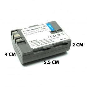 Baterai Kamera NIKON EN-EL3e (Replika 1:1) - Gray - 4