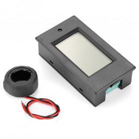 VBESTLIFE Alat Pengukur Listrik Power Voltmeter Accurate Ammeter LED Display 100A - GN-0118 - Black - 6
