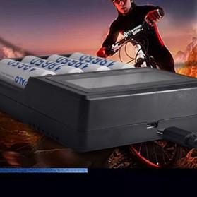 PALO Charger Baterai Lithium 4 Slot LCD Display for 18650 26650 16340 - NC571 - Black - 7
