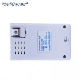 DOUBLEPOW Charger Baterai 3 Slots for AA/AAA Ni-MH Ni-CD - DP-B33 - White - 5