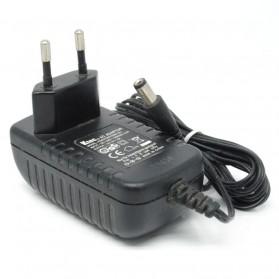 Ktec Adaptor Power Supply 12V 1.5A EU Plug - KSAD1200150W1EU (14 DAYS) - Black