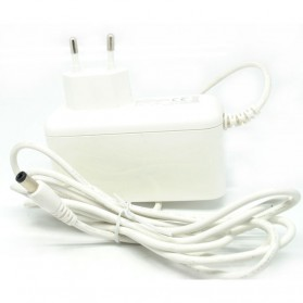 Ktec Adaptor Power Supply 12V 2.5A EU Plug - KSAPZ0301200250 (14 DAYS) - White