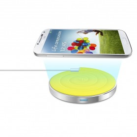 NOOSY Snail Wireless Charger Transmitting Terminal - NS01 - Yellow