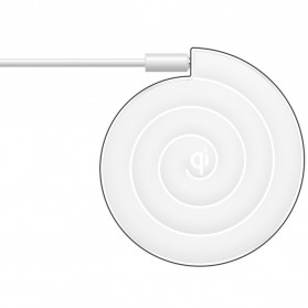 NOOSY Snail Wireless Charger Transmitting Terminal - NS01 - White