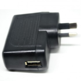 Adapter Charger for Sierra Wireless AirCard 5.2V 1.2A - Black - 2