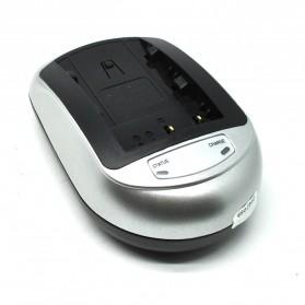 Camera Adapter - Adaptor Charger Kamera Canon BP-511/512/522/535 (OEM) - Black
