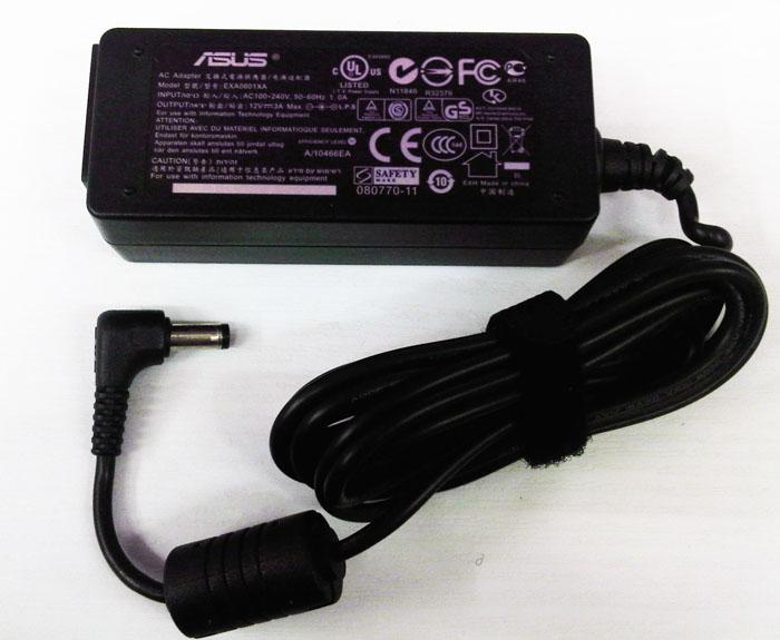 Adaptor ASUS Eee PC 12V 3A 36W - Black - JakartaNotebook.com