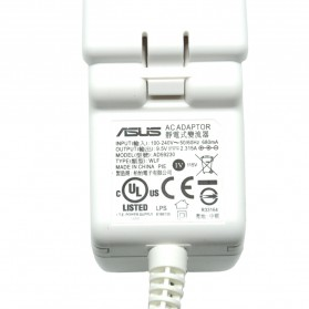 Adaptor ASUS Eee PC 700 900 - 9.5V 2.315A - White - 4
