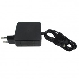 Adaptor ASUS 19V 3.42A 5.5 x 2.5mm Square Shape - Black