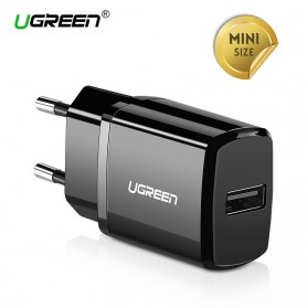 UGREEN Charger USB 1 Port 2.1A - FJ-SW26 - Black