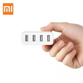 Xiaomi Charger USB 4 Port 2A - White