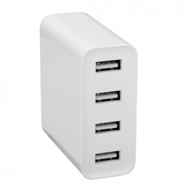Xiaomi Charger USB 4 Port 2A - White - 2