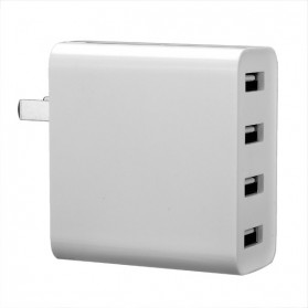 Xiaomi Charger USB 4 Port 2A - White - 3