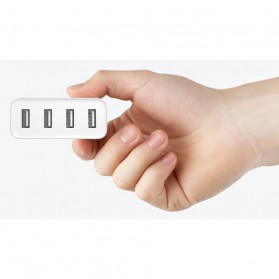 Xiaomi Charger USB 4 Port 2A - White - 5