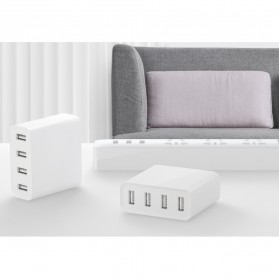 Xiaomi Charger USB 4 Port 2A - White - 6