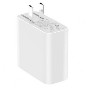 Charger Adaptor USB Type-C Xiaomi Notebook Air 45W - CDQ02ZM - White - 3