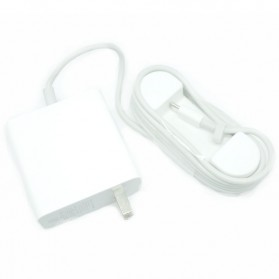 Xiaomi Adapter Power Supply 45W USB Type C for Mi Notebook Air - White