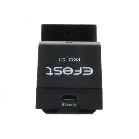 Efest Pro C1 Charger Baterai 1 Slot for Li-ion - Black - 3