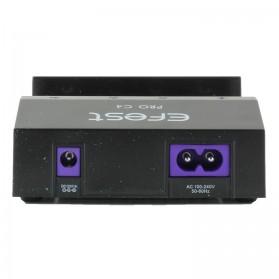 Efest Pro C4 Battery Charger 4 Slot for Li-ion - Black - 5
