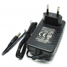 ORICO AC Adapter Alat Elektronik 12V 2000mA - CW1202000EU (14 DAYS) - Black