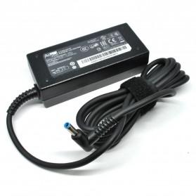 Adaptor HP Compaq 19.5V 3.33A Blue Plug PIN - Black - 2