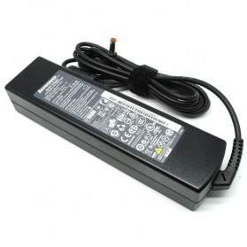 Adaptor Original IBM Lenovo 20V 4.5A - Black - 2
