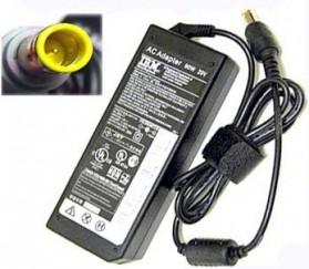 Adaptor IBM Lenovo 20V 4.5A PIN CENTRAL - Black - 1