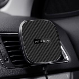 Nillkin Car Magnetic Qi Wireless Charger II Fast Charging - Model A - Black - 3