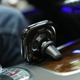 Nillkin Car Magnetic Qi Wireless Charger II Fast Charging - Model A - Black - 6