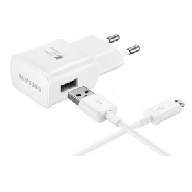 Samsung Fast Charging Travel Adapter TA20 (ORIGINAL) - White