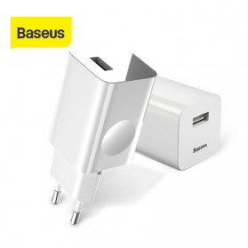 Baseus Charger Adapter USB QC3.0 24W - CCALL-BX020 - White