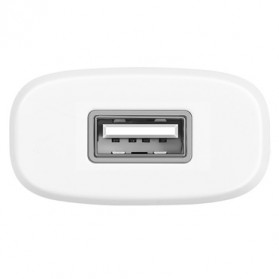 Hoco C11A USB Charger 1 Port 1A dengan Kabel Lightning - White - 3