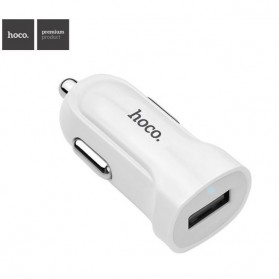 HOCO Z2 USB Car Charger 1 Port 1.5A - White