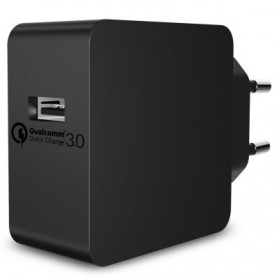 Chuwi A-100 Hi-Charge 1 Port Quick Charge 3.0 - Black