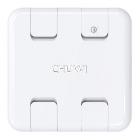 Chuwi Hi-Dock Smart Charging Dock 4 Port QC3.0 - W-100 - White