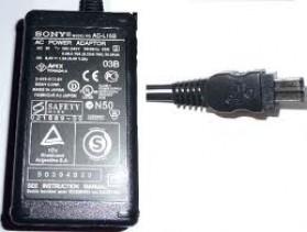 Adaptor SONY AC-L15B DC 8.4V 1.5A - Black - 2