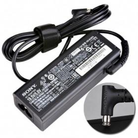 Adaptor SONY 19.5V 2A - VGP-AC19V74 - Black
