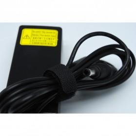 Adaptor Toshiba 19V 1.58A for Netbook - Black - 3