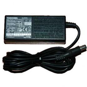 Adaptor Toshiba 15V 3A - Black