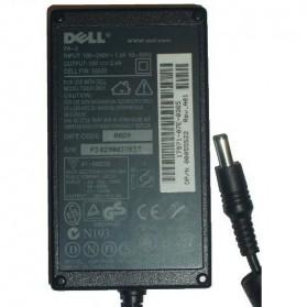 Adaptor for DELL Latitude 19.5V 2.4A PA-3 - Black