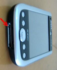 Adaptor DELL AXIM PDA - Black