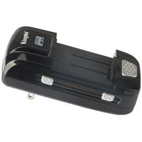 KingMa Charger Baterai Universal - Black - 2