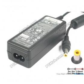 Adaptor Lite-On 20V 2A for Netbook - Black