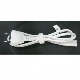 Well Shin Kabel Listrik Lubang Dua 80 cm - White