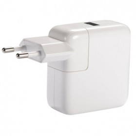 USB Charger with LED Charging Display 4 Port - 1044 - White - 2