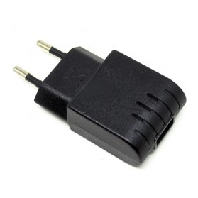 Travel USB Adapter Charger 5V 1A for ZTE - Black
