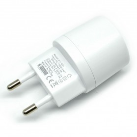 Vidvie Dual USB Charger 2.1A with Lightning Cable - VV-021 - White - 3